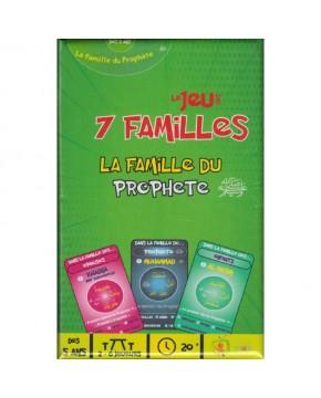 Jeu de 7 familles - La Famille du prophète