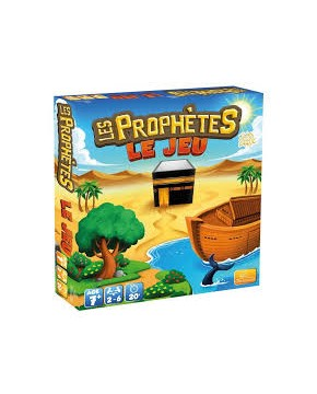 Les Prophètes, Le jeu - 400 questions et Défis !