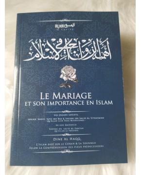 Le mariage et son importance en islam