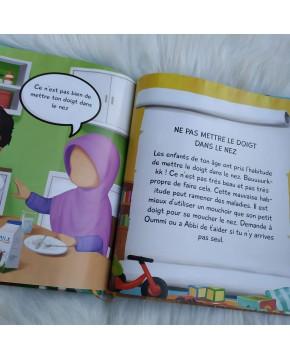 Le Livre des Bonnes Manières 3/6 ans